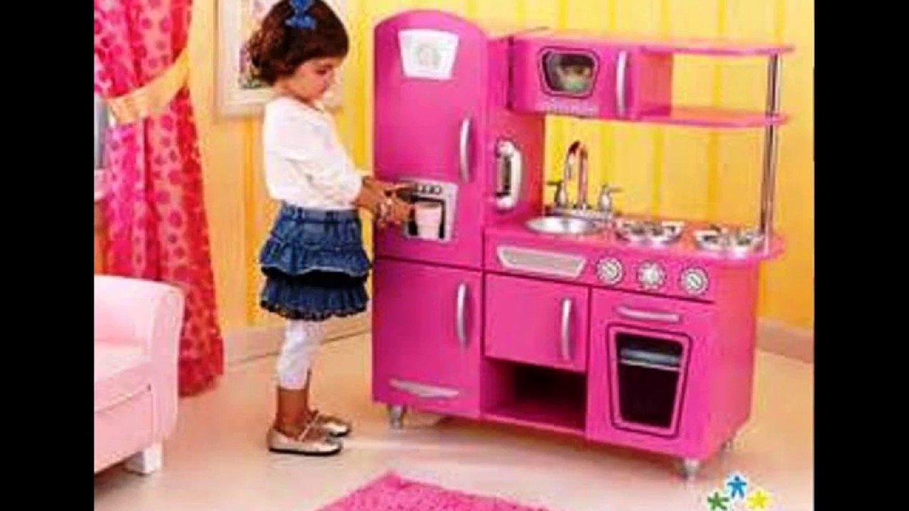 Streenews The Little Kitchen Set A Dream Of Every Little Girl